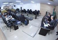 8ª Sessão Ordinária é realizada na Câmara Municipal