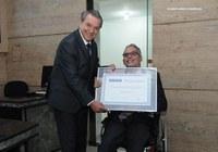 Alexandre Farias recebe título de cidadão Caruaruense na Câmara de Caruaru