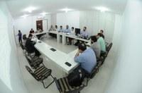 Câmara de Caruaru recebe representantes da Prefeitura para discutir projetos