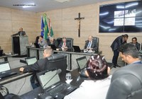 1ª Sessão Ordinária do ano é realizada após recesso parlamentar