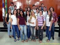 """Alunos do Programa Jovem Aprendiz visitam a """"Casa do Povo"""""""