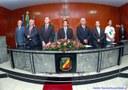 Câmara comemora constituintes, Lei Orgânica e devolve diploma de vereadores cassados pela Ditadura Militar