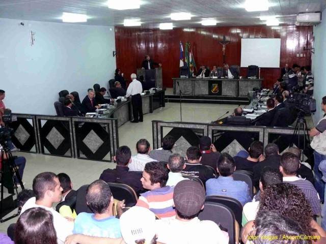 Câmara confirma audiências públicas