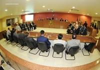 Câmara de Vereadores homenageia o Poder Judiciário de Pernambuco em Sessão Solene