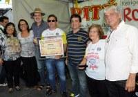 Câmara homenageia criador da Festa do Munguzá Gigante