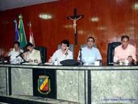 Câmara Municipal adia audiência pública dos resíduos sólidos
