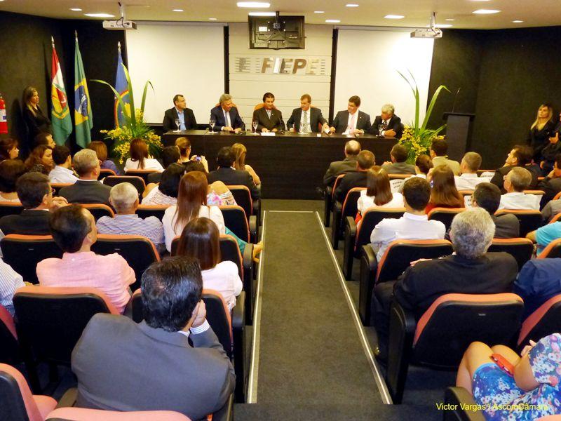 Câmara Municipal concede cidadania a Clóvis Cavalieri
