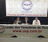 Câmara Municipal de Caruaru participa de congresso da UVP