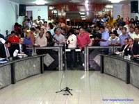Câmara Municipal discute e vota PPA e LOA 2014