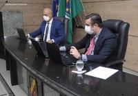 Câmara promove audiência pública para discutir retorno dos eventos sociais na cidade
