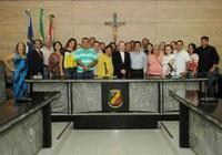 Câmara promove confraternização de Páscoa com servidores