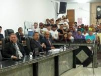 Câmara realiza última reunião pública antes do recesso