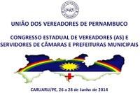Caruaru sedia Congresso Estadual de União de Vereadores de Pernambuco