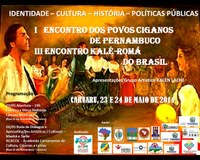 Caruaru sediará I Encontro dos Povos Ciganos de Pernambuco