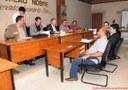 Cecílio Pedro presta depoimento à Comissão de Ética