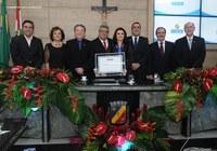 Colégio Alternativo celebra 35 anos e recebe homenagem na Câmara de Caruaru