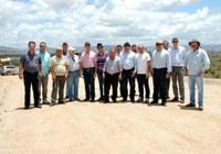 Comissão de Meio Ambiente visita aterro sanitário