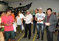 Comissão de vereadores testa serviços do BB