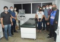 Comissão de vereadores visita o Hospital Regional do Agreste