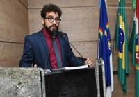 Daniel Finizola na liderança da oposição na Câmara