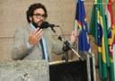 Daniel Finizola usa tribuna para pedir renúncia de Temer e votações diretas