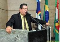 Edjailson comemora reforma do Núcleo de Segurança do Salgado