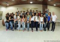 Estudantes do Senac visitam a Casa do Povo