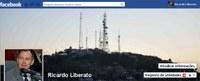 Facebook: mídia promove parceria entre população e Ricardo Liberato