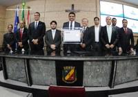 Deputado Federal Fernando Rodolfo é o mais novo cidadão de Caruaru