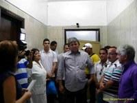 Gestores da Casa de Saúde Bom Jesus recebem comissão parlamentar