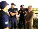 Gilberto de Dora pede criação de plano de cargos e carreira para Guarda Municipal