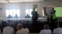 Heleno do Inocoop destaca dificuldades dos taxistas em reunião no Recife