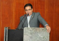 Jaelcio Tenório discursa em prol do Aeroporto Oscar Laranjeiras