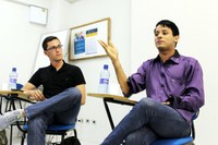 Jajá participa de debate sobre Marketing Político na Favip/DeVry