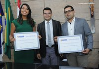 Jornalistas recebem título de cidadania caruaruense