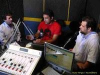 Leonardo Chaves no Conteúdo da Liberdade AM / Caruaru FM