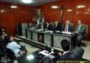 """Leonardo Chaves participa de evento no Sindloja e recebe o presidente do PT de Pernambuco na """"Casa do Povo"""""""