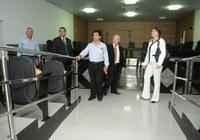 Leonardo Chaves recebe visita de dirigentes da OAB