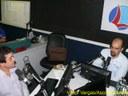 Leonardo Chaves visita Rádios Liberdade AM e FM