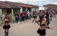 Lula Tôrres no Desfile Cívico na Vila Peladas