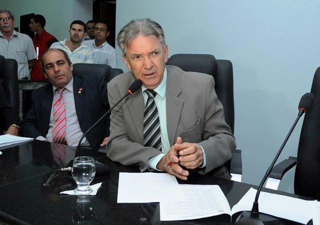 """Lula Tôrres pede """"Cinema na Praça"""" para o Bairro São Francisco"""