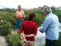 Lula Tôrres visita bairros e solicita construção de ponte