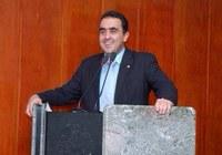 Marcelo Gomes destaca início da implantação de ciclofaixa