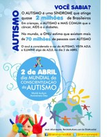Marcelo Gomes lembra Dia do Autismo e do Livro Infantil