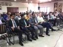 Marcelo Gomes participa de seminário na Câmara de Vereadores