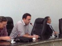 Marcelo Gomes questiona serviços de coleta da Compesa