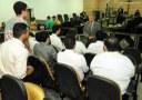 Membros da Ordem Demolay visitam o Poder Legislativo de Caruaru