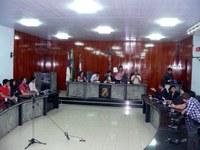 Parlamento Jovem se reúne na próxima quarta