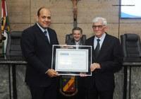 Pastor Jota recebe título de cidadão caruaruense