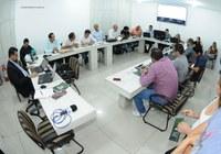 Plano diretor é discutido pelas Comissões